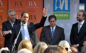 Nota 105 - Scioli en Moreno.JPG