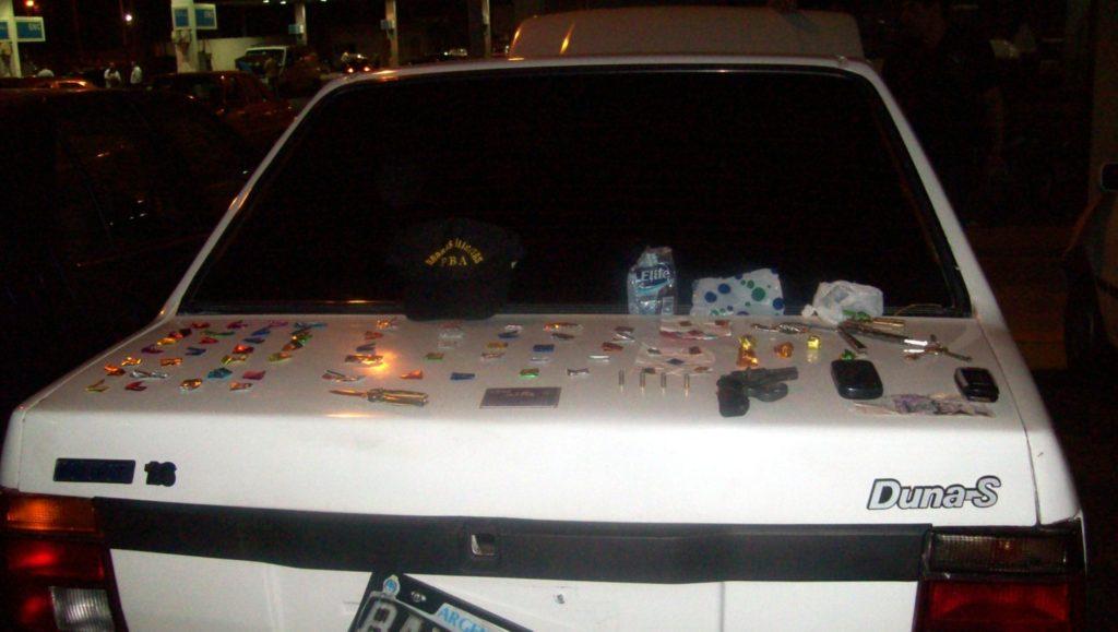 Nota 110 - Tres detenidos por venta de drogas minorista.jpg