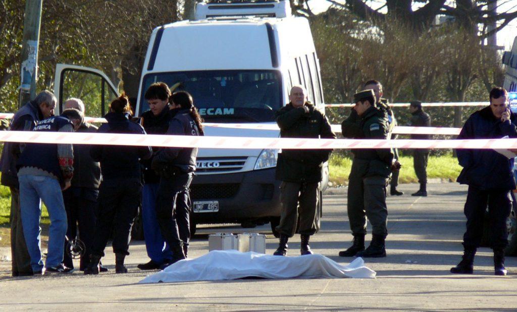 Nota 333 - Un nuevo femicidio sacude a Moreno.JPG